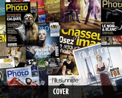 couvertures magazine de thomas muselet photographe