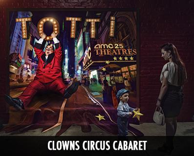 photo de cirque et cabaret originales par thomas muselet photographie