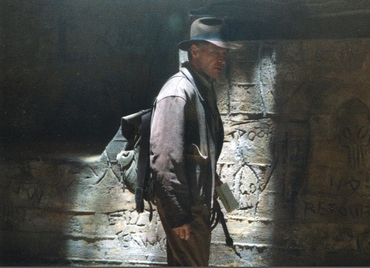 éclairage Indiana Jones