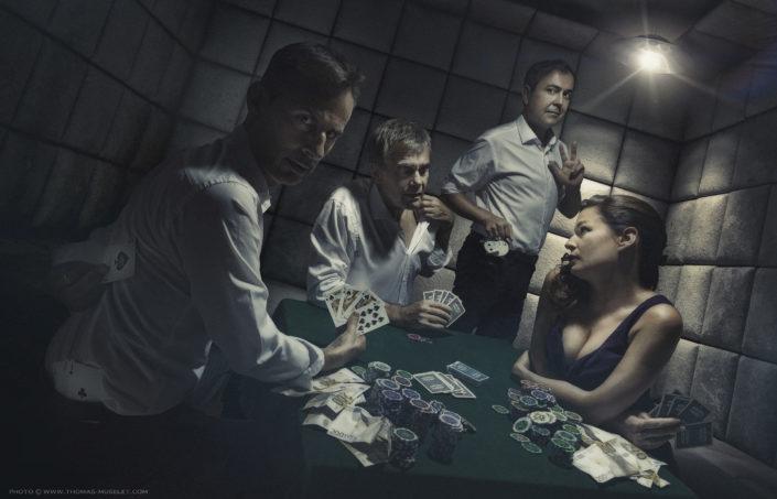 Photos de magiciens les nouveaux tricheurs